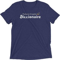 Future Crypto Billionaire T-Shirt