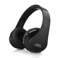 Stereo Headset Wireless Bluetooth Foldable Handsfree Headphones Mic for iPhone Galaxy HTC V650
