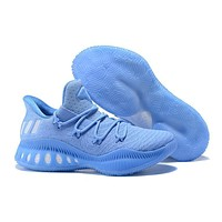 Adidas Performance Men's Crazy Explosive Primeknit Basketball Shoe Light Blue