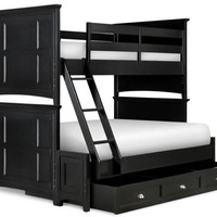 Crossroads Twin over Full Bunk Beds