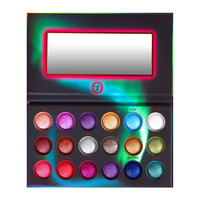 Aurora Lights 18 Color Baked Eyeshadow Palette