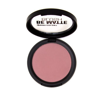 City Color Be Matte Blush - Sweet Pea