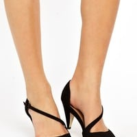ASOS SOMEWHERE Pointed Heels