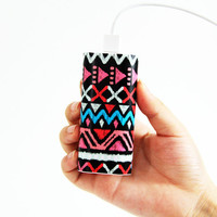 Native American  Light Weight Portable Power Bank Charger for iPhone and Samsung Android