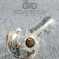 Boro Syndicate x Team Death Star Spoon Pipe #2