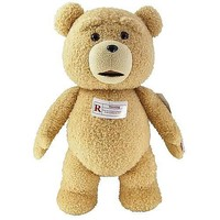 Ted 24-Inch R-Rated Talking Plush Teddy Bear - Commonwealth - Ted - Plush at Entertainment Earth