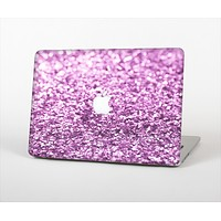 """The Purple Glimmer Skin Set for the Apple MacBook Pro 13"""""""