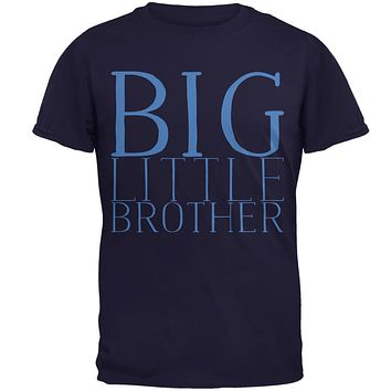 Big Little Brother Mens T Shirt