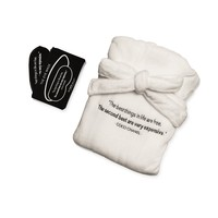 Gift Set- Best Things Robe and Eye Mask Set
