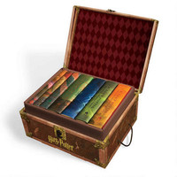 Harry Potter Hard Cover Boxed Set (Books 1-7) |