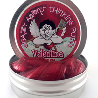 """Crazy Aaron's Limited Edition Valentine Thinking Putty 2"""""""