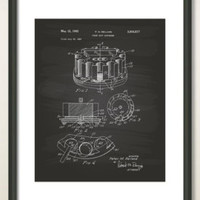 Aircraft Engine Cooling 1953 Patent Art Illustration - Drawing - Printable INSTANT DOWNLOAD - Get 5 Colors Background