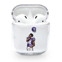 Stefon Diggs Vikings Airpods Case