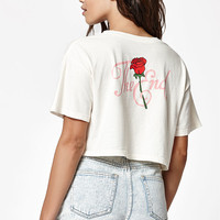 Desert Dreamer The End Cropped T-Shirt at PacSun.com