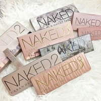 Naked Makeup naked heat