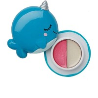 Narwhal Duo Lip Gloss Compact