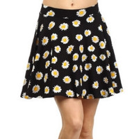 Sally Sunflower Skirt