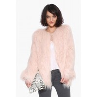 Cassie Faux Fur Jacket