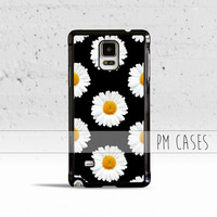 Lovely Daisies Case Cover for Samsung Galaxy S3 S4 S5 S6 S7 Edge Plus Active Mini Note 1 2 3 4 5