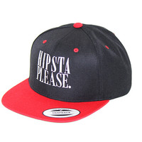 Hipsta Please SnapBack - Default Title