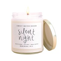 Silent Night Soy Candle