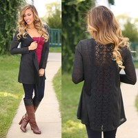 Back to Lace Cardigan