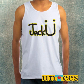 Jack U is Diplo and Skrillex Clothing Tank Top For Mens