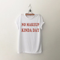 No makeup kinda day tshirts casual outfit for teens womens summer fall spring winter outfit ideas dates school tumblr teen fashion
