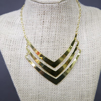 V for Victory {Necklace}   The Rage