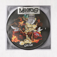 Migos - Culture Limited Picture Disc 2XLP   Urban Outfitters