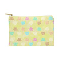 Lisa Argyropoulos Little Scoops Yellow Pouch