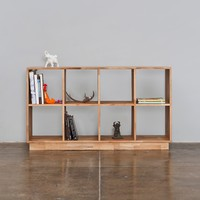 LAXseries 4 x 2 Bookcase