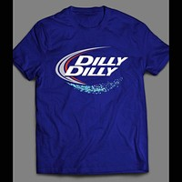 BUD LIGHT DILLY DILLY TV COMMERCIAL SHIRT