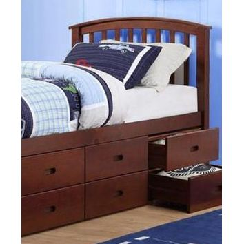 Christopher Twin Storage Bed