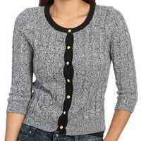Cable Tipped Cardigan   Shop Clearance at Wet Seal