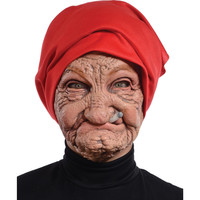 Old Nana Latex Mask