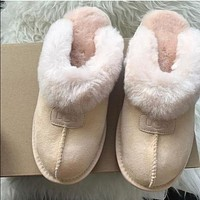 UGG AUTHENTIC COQUETTE SLIPPERS SHOES
