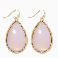 Afterglow Large Teardrop Earrings | Fashion Jewelry - Delicate 1 | charming charlie