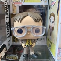Funko Pop Television, The Office, Dwight Schurte  #871