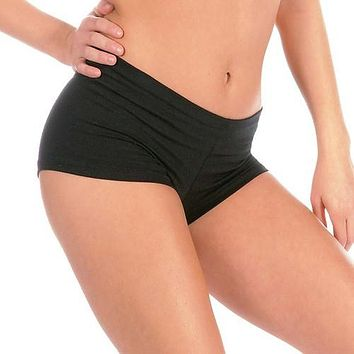 Adult Booty Shorts 33797 (Pink, Plum, Blue, Royal)