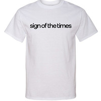 """Harry Styles """"Sign of the Times"""" T-Shirt"""