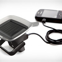 RAY | SOLAR POWERED CHARGER