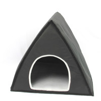 Purrrfect Life Nylon A-frame Pet Bed