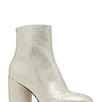 Amber Leather Platform Boot - Marc Jacobs