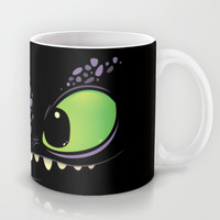 Toothless Mug by LookHUMAN
