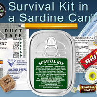 Survival in a Sardine Can