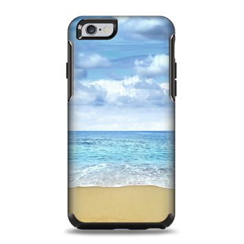 The Calm Blue Sky and Sea Shore Apple iPhone 6 Otterbox Symmetry Case Skin