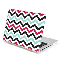 Hard Case Print Frosted (Chevron Pattern) for 13 MacBook Pro