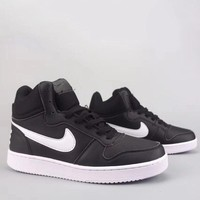 Nike Court Borough Mid Sl Fashion Casual High-Top Old Skool Shoes-3