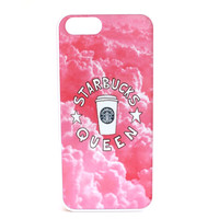 Pink Cloud Coffee Queen Phone Case